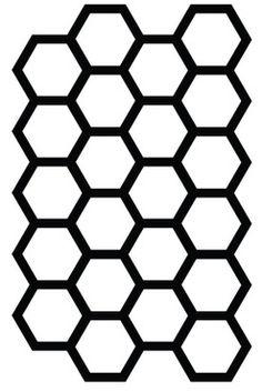 Heyday - Hexagon Mask at Studio Calico  #StudioCalicoPinToWin