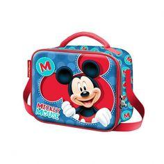 Valisette Lunch Mickey - Badge, Disney, 24,90 €