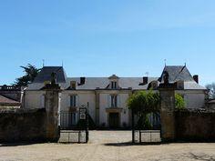Château de la Pommerie ►► http://www.frenchchateau.net/chateaux-of-aquitaine/chateau-de-la-pommerie.html?i=p