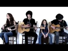 """We are RainSHAFT, an all-sibling band sharing our love for music. Hope you enjoy this cover of """"Good Good Father"""" by Chris Tomlin! Amazing Music, Good Music, Chris Tomlin, Good Good Father, Good Things, Cover, Youtube, Check, Youtubers"""