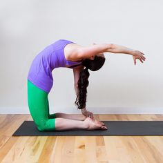 Skip the pills for your PMS cramps and test out these soothing yoga poses instead. Those cramps don't stand a chance.