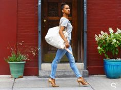 ***LEGS ( Inspiration...!)***Most Stylish New Yorkers 2013: The Best New York Style   StyleCaster