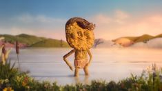 Cravendale's Cats with Thumbs has been replaced with Barry the Biscuit Boy in this fairytale inspired ad with a dark twist...