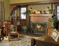 Arts & Crafts - Craftsman - Bungalow - Home