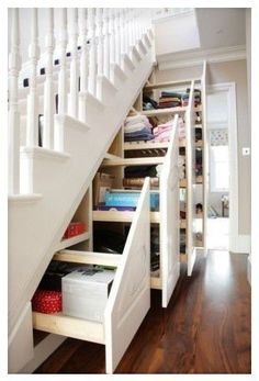 Ideas for the space under your stairs | Home Improvement News: Rated People Blog:Home Improvement News: Rated People Blog:
