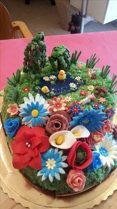 torta laghetto