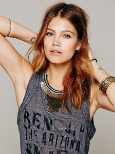 Free People We The Free Zepplin Tank