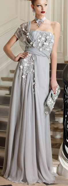 Dior. If only I had need of an evening dress