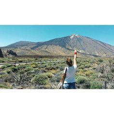 "60 Me gusta, 3 comentarios - •         M         • (@nowlivinglife) en Instagram: ""🌋 3718 #volcano #mountain #amazing #landscape #teide #tenerife #wanderlust #photography #point #top…"""