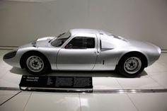 Porsche 904 Carrera GTS Coupe : 1964