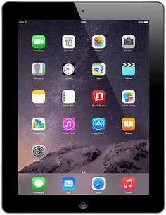 Apple iPad 2 16GB, Wi-Fi, 9.7in - Black (MC769LL/A) - Warranty