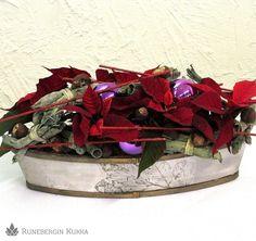 Joulutähtikori 11 | Runebergin Kukka