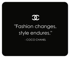 probably the truest statement about clothing ... remember it, girls, when you spend your hard earned money ( or his :) for every 3 pieces you buy, make one a classic!