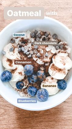 Great Photographs Tips Whether steamy morning meal Consume or fruity refreshment between – Smoothies just always go. Healthy Meal Prep, Healthy Breakfast Recipes, Healthy Snacks, Snack Recipes, Healthy Food Tumblr, Healthy Fridge, Healthy Eating Quotes, Healthy Oatmeal Recipes, Healthy Fruits