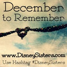 Disney Sisters: Disney Sisters: December to Remember