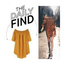 """""""The Daily Find: Mango Flowy Dress"""" by polyvore-editorial ❤ liked on Polyvore featuring MANGO and DailyFind"""