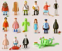 vinyl toys - Google Search