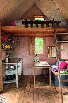 Le coin cuisine-chambre - Marie Claire Maison