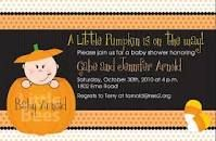 halloween baby shower ideas - Google Search