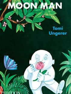 Moon Man is a beautiful timeless childrens classic written and illustrated by famous artist, illustrator and author Tomi Ungerer.