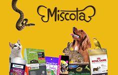 Cupón descuento del 10% en la web de Miscota