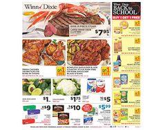 Winn-Dixie Coupon Deals