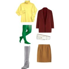 Lita Kino Sailor Jupiter Sailor Moon episode 122 inspired outfit