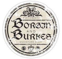 Harry Potter- Diagon Alley- Borgin&Burkes