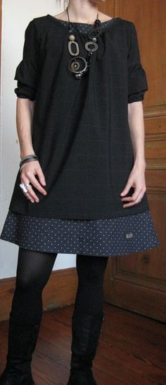 Cute a line dress