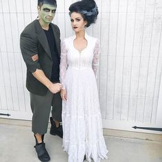 DIY Frankenstein Halloween Costume Idea - COSPLAY IS BAEEE!!! Tap the pin now to grab yourself some BAE Cosplay leggings and shirts! From super hero fitness leggings, super hero fitness shirts, and so much more that wil make you say YASSS!!!