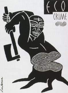 Luba Lukova. Eco Crime
