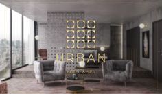 URBAN HOTEL & SPA on Behance