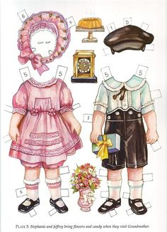 Twin Tots of the Twenties* The International Paper Doll Society by Arielle Gabriel for all paper doll and paper toy lovers. Mattel, DIsney, Betsy McCall, etc. Join me at #ArtrA, #QuanYin5 Linked In QuanYin5 YouTube QuanYin5!