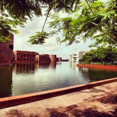 sanshad bhavan grounds, national parliament assembly building, dhaka, bangladesh.  follow @modbangladesh on instagram!