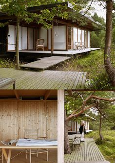 Architects' Holiday Houses. | Yellowtrace.Yellowtrace.
