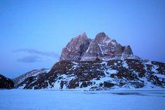 Uummannaq, the Heart Mountain, Greenland