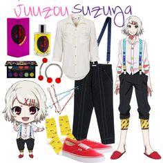 || Juuzou Suzuya ~ Tokyo Ghoul || by miyu-san on Polyvore