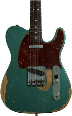 sherwood green telecaster - Google Search