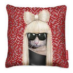 We Love Cushions G G - Pets Rock Cushion