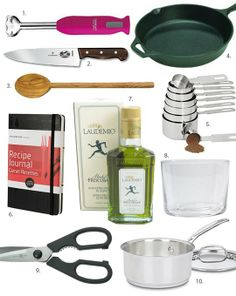 10 Important Yet Inexpensive Gifts for the New Cook Holiday Gift Guide from The Kitchn | The Kitchn
