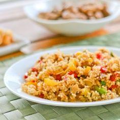 Vegetable Fried Rice | RecipeNewZ