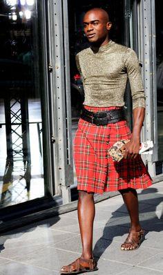 paris men street style. BOLD! Love it