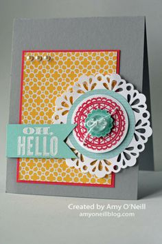 by Amy O'Neill, Amy's Paper Crafts
