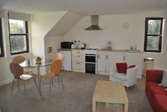 The Garden Apartments a two bedroom property in a countryside setting near St Andrews, the apartment is also WiFi enabled.