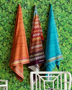 Missoni Home Collection Liam Beach Towel on shopstyle.com