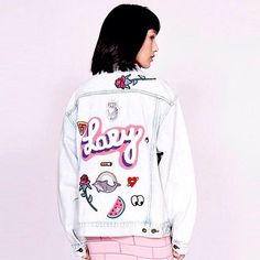 "#ShareIG We're starting this week off 'LAZY'! @lazyoafs My Collection Jacket now 25% off using ""BKRM25"" on bkrm.com #bkrm #backroom #lazyoaf #style"
