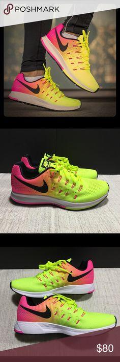 Tênis Nike Air Zoom Pegasus 33 Wmns Vermelho