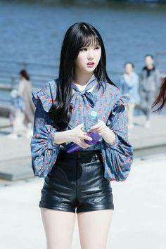 Eunha sexy cutie