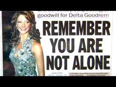 Delta Goodrem Talks About Her Cancer