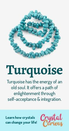 Turquoise Meaning & Healing Properties. Crystals And Gemstones, Stones And Crystals, Gemstone Properties, Nova Era, Crystal Healing Stones, Healing Crystal Jewelry, Gemstone Jewelry, Meditation Crystals, Crystal Meanings